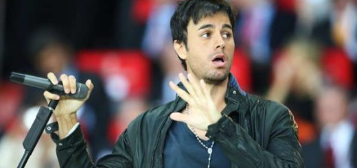 Enrique Iglesias On Stage Injury