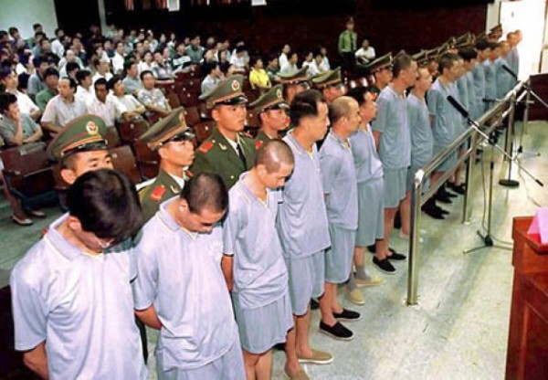 Execution in China