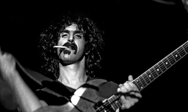 Frank Zappa On Stage Injury