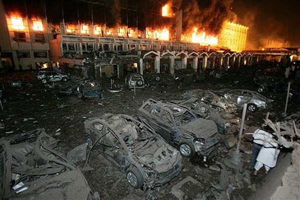 pakistan mariott terrorism