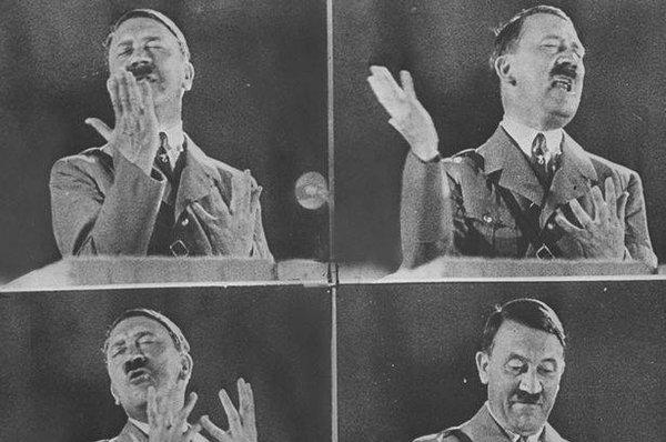 Hitler died of Parkinson's disease