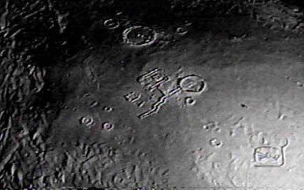 Hitler's Moon Base
