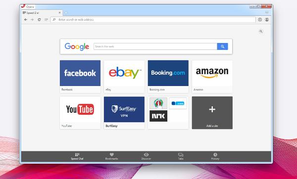 Opera Web Browser