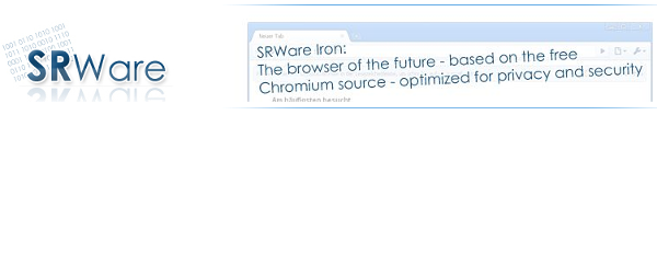 SRWare Iron Web Browser