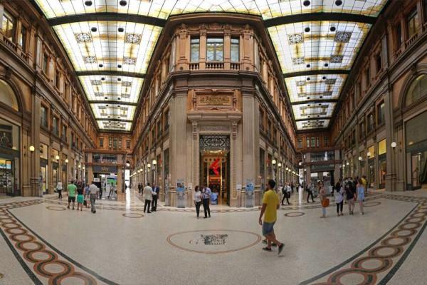 The Galleria Italy