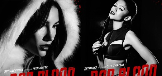 Bad Blood Official Poster