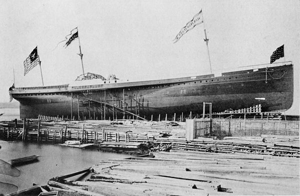 SS Republic Shipwreck