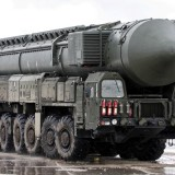 RS-24 Yars Topol-M Russian ICMB
