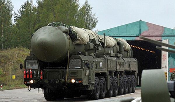 RS-28 Sarmat Russia