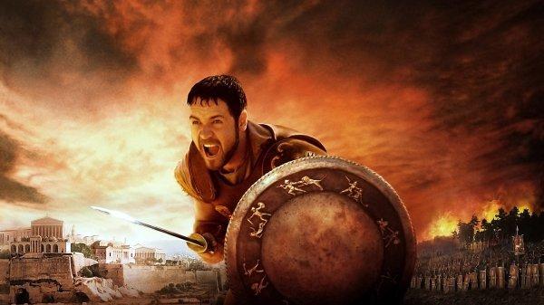 Evergreen Gladiator Movie