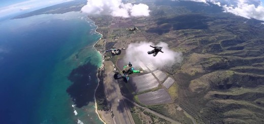 Hawaii Skydiving