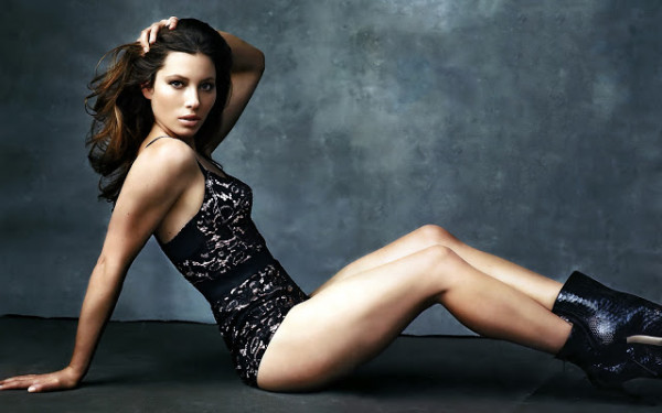 Jessica Biel Hottest Women Actress