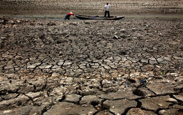 The Deadliest Drought
