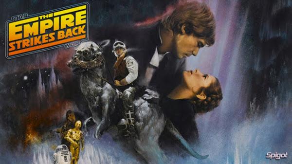 The Empire Strkes Back Star Wars