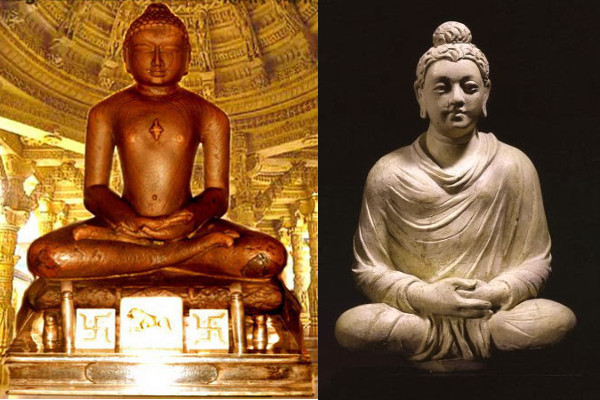 Buddhism and Jainism Developed in India