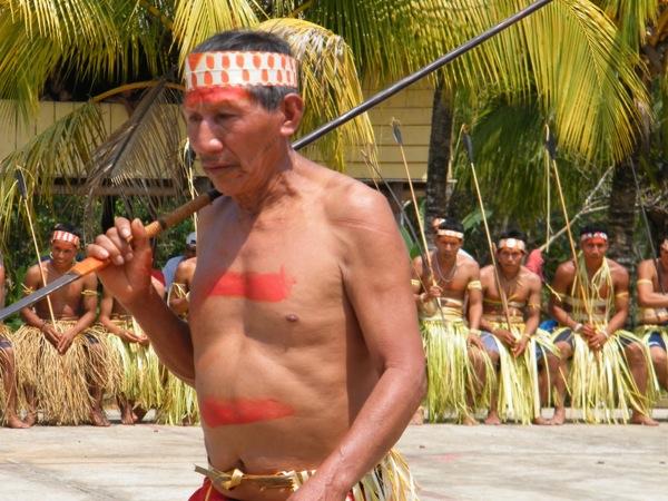Mayoruna Tribe