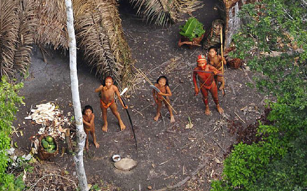 The Sentinelese Tribes