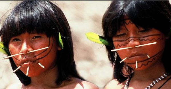 Yanomami Tribes