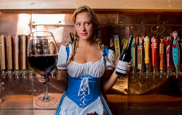 A Married Woman is not Allowed to Have More than One Glass of Wine in La Paz, Bolivia