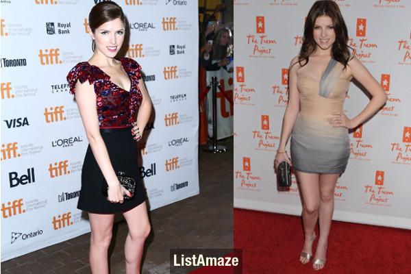Anna Kendrick Beautiful Short Hollywood Actress