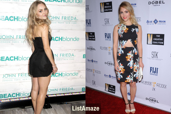 Annasophia Robb Beautiful Short Hollywood Actress