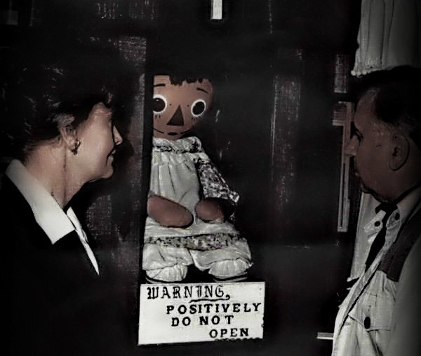 Annabelle - The Possessed Doll