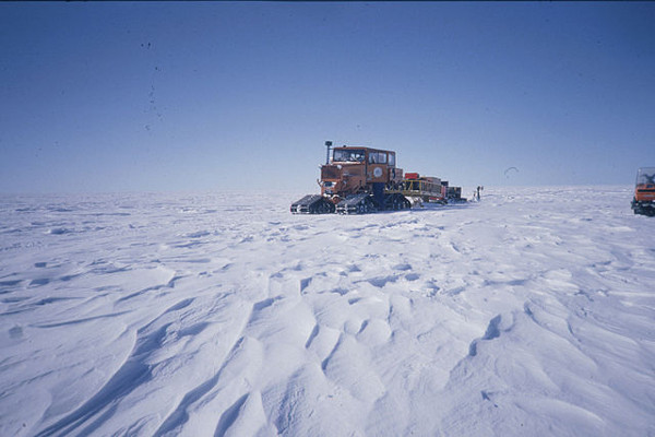 Dome A, Antarctic Plateau is the 3rd Coldest Place in the World