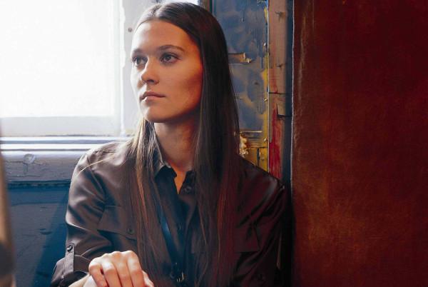 Russian Writer Irina Denezhkina