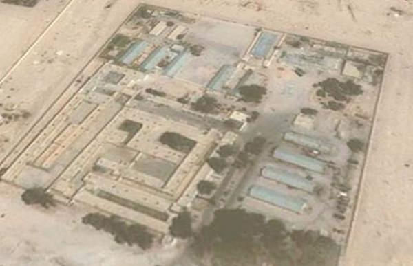 Tadmor Military Prison Syria