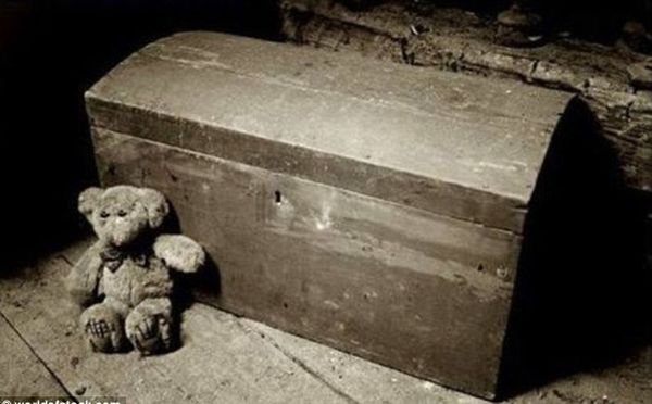 The Conjure Chest - Haunted Furniture
