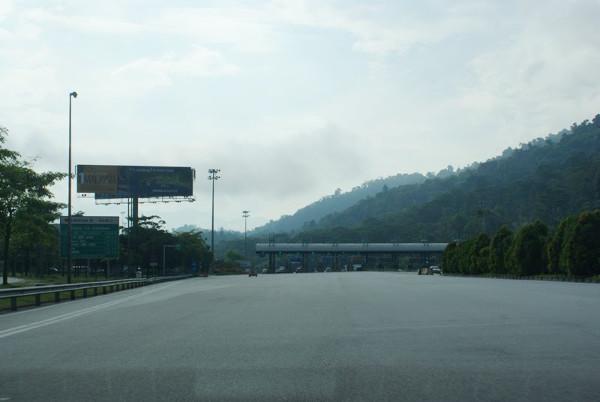 E8 Expressway Malaysia