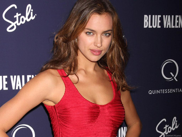 Irina Shayk Sports Illustrated Swimsuit Model