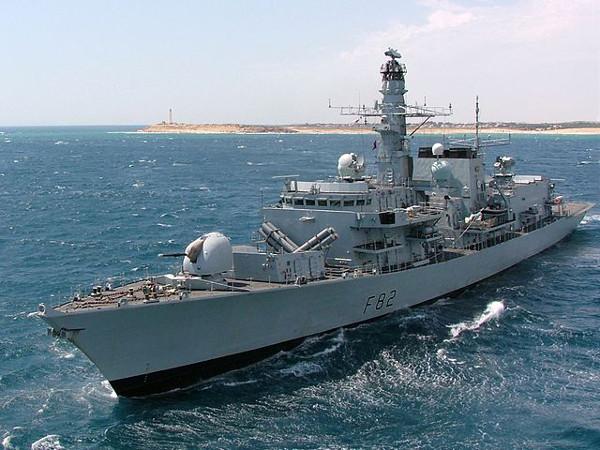 Royal Navy of United Kingdom