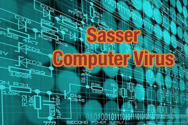 Sasser Virus