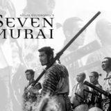 Seven Samurai Movie from Japan