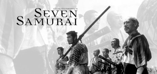 Seven Samurai Movie from Japan