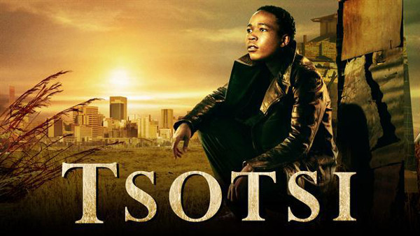 Tsotsi Movie from South Africa
