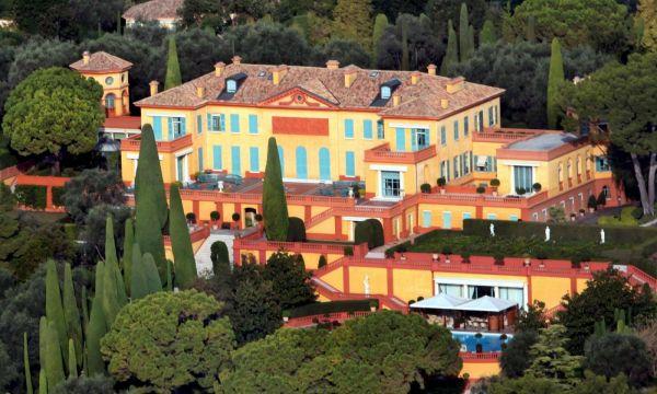 Villa Leopolda in France