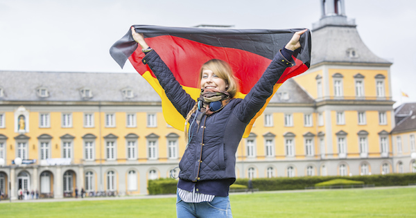 College is Free For All in Germany