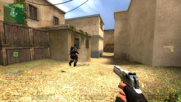 Counterstrike PC Game 1999