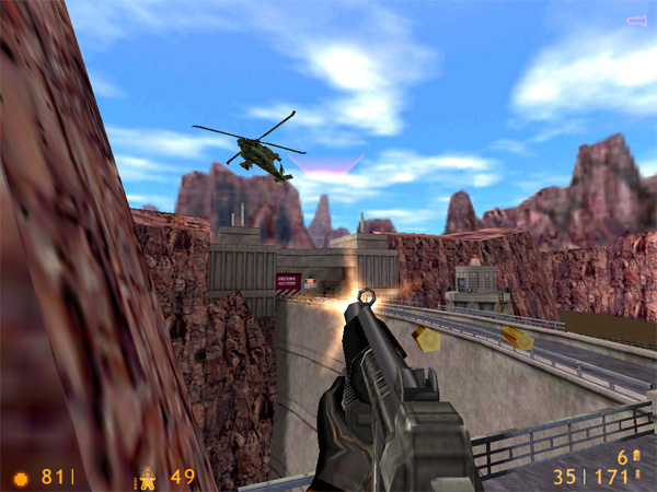 Half Life PC Game