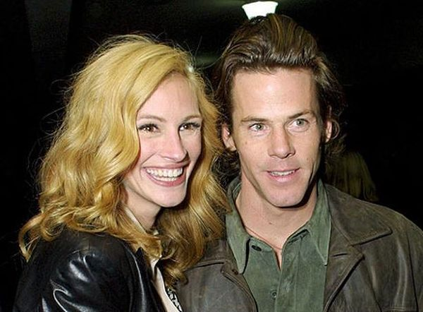 Julia Roberts With Husband Daniel Moder