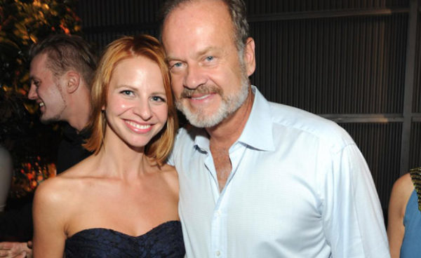 Kelsey Grammer with Wife Kayte Walsh