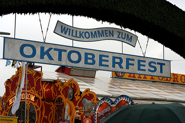 Munich Oktoberfest Doesn't Start in October