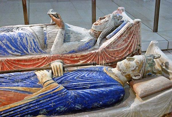Henry II and Eleanor of Aquitaine