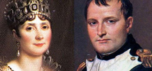 Napoleon Bonaparte and Josephine