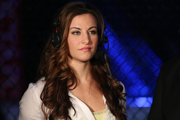 Miesha Tate in Mixed Martial Arts
