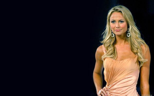 Stacy Keibler Professional Wrestling