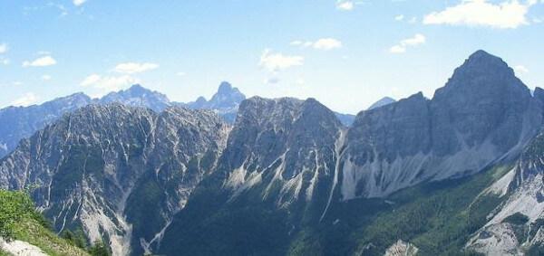 Alta Via 1 Dolomites High Route Italy