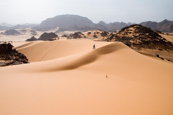 El-Azizia in Libya